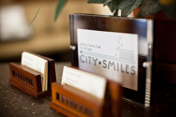 City Smiles - Office Tour